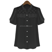 wholesale new fashion blouses for fat