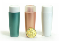 acrylic cosmetic container plastic paint container
