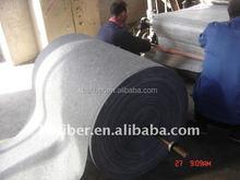 building nonwoven fabric/waterproof material fiberglass combination non woven