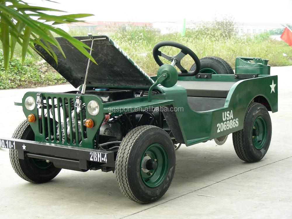 mini jeep willys buy mini jeep willys mini atv 150cc. Black Bedroom Furniture Sets. Home Design Ideas