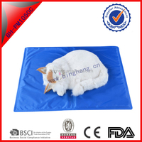 Promotional Reusable Gel Cooling Pad Pet With MSDS CE FDA