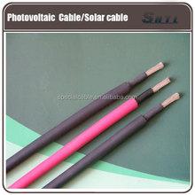 mc3 mc4 solar PV connector cable,Flame retardant PV solar cable wire