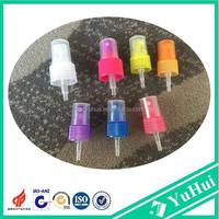 20/410 fine mist sprayer / perfume pump sprayer/cosmetic sprayer pump