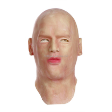 100% Latex/Rubber Inflatable mask handmade unique