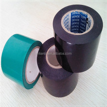 iran trading company pvc pipe wrapping tape for wrapping gas pipe