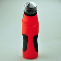 Made in China safety bpa free variously colored plastic bottle for packing for milk