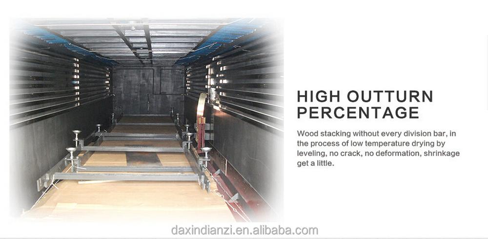 HF vacuum woodworking drying machinery inner machine