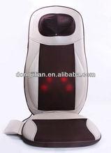Portable Shiatsu Infrared heating Backrest electric massage chair equipment