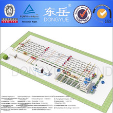 New building material in China for making light weight aac blocks