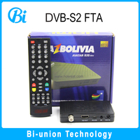2015 Best selling fta satellite receiver Ali 3501 dvb-s2 mini fta receiver software for global use