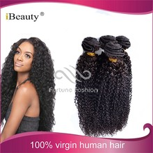 top selling chocolate human hair malaysian afro kinky curl sew in hair weave human hair drawstring ponytail