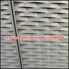 externa da parede de cortina de alumínio malha