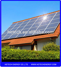 home solar power system 5kw china pv module factory direct