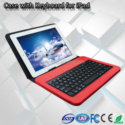 Customized Red wired Keyboard for ipad Air MFI Certificated