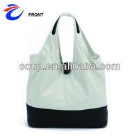 cheap 2015 hot sell tote ladies bags canvas pu handbags designer handbags