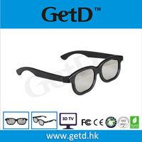 Plastic virtual reality 3d eyewear china price polarized for adult
