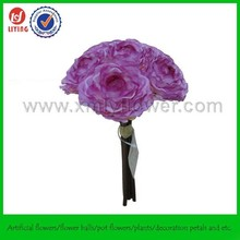 "9"" Wedding Denterpiece Artificial Flower,Artificial Wedding Flower Centerpiece,Wedding Flower Stand Centerpieces"