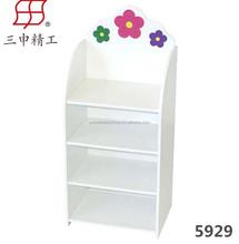 E1 modern design wood bookcase,bookshelf,book cabinet,book rack