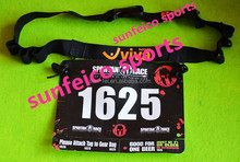 High Quality Adjustable Marathon Triathlon Race Number Belt,Custom Race Running Belt, Tri Belt,