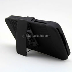 new product hard case holster kickstand belt clip case for ipod touch 5