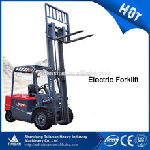 Best sale power useful and comfortable electric forklift truck