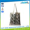 Wholesale europe standard new design fashion canvas cotton bag