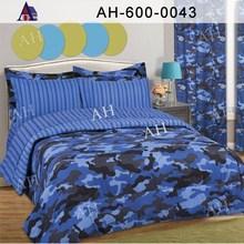 Custom Bedspread Set with Curtains