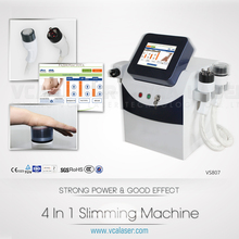 BIO Facial Machine/ RF Vacuum Body Firming/ Ultrasound Effectively Remove the Muscle Stress