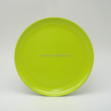 Eco friendly bamboo plates and dishes