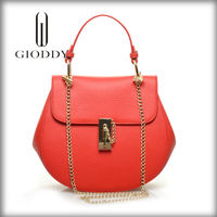 Hot sale Muticolor Vintage and high quality china leather handbag