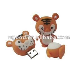 tiger / cute usb flash drive