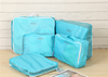 Taiwan online shopping Travel Organizers with Laundry Bag Traveling Pack travel bag 5Set Packing Cubes