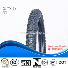 2015 good new fashion pattern high quality low price TT&TL motorcycle two wheeler tyre