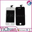 Tela de toque de vidro para o iphone 4 vidro substituição da tela para o iphone 4