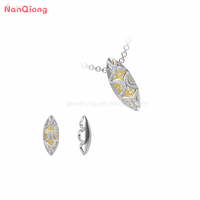 silver jewelry bangkok handmade gifts fashionable new design necklace