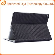for apple ipad air 2 with auto sleep function,flip leather cover case for ipad air 2 manufacturer