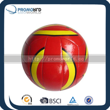 shiny pvc soccer ball cheap design soccer ball EU standard