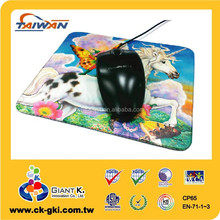 Promotional custom printed wholesale colorful mouse pads