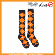 2015 cheap prices fashion argyle knee socks