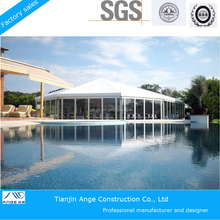 christams First class high peak canopy tent for VIP reception wholesale