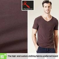 Manufacturers spot modal Lycra rib heart cut fabric 60 Lenzing modal underwear backing