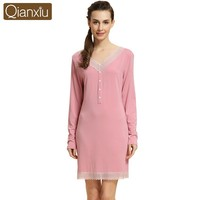 Qianxiu women sexy night dresses for wholesale sell to distributor