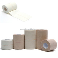 Strong heavy weight elastic adhesive bandage for sports tape