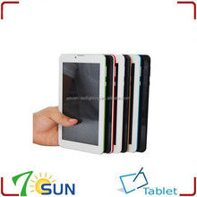 """tablet pc 3g sim card slot Better 7"""" Dual core 3G Tablet GPS 4.2 Tablet 7 MTK 8312 GSM GPS BT Wifi 3G gifts"""
