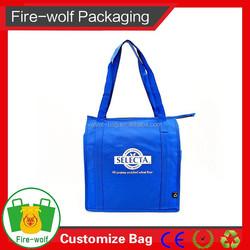 High Quality Wholesale Non Woven Bag Custom Hong Kong Bag Factory