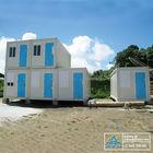 projeto da casa container para projetos de habitação social