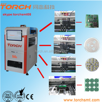 pick and place electrical components to pcb boards machine M6