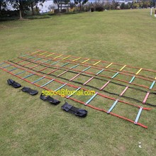 cheap price plastic speed agility ladder for soccer training