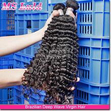 2015 new design virgin human hair price natural curly hair weave