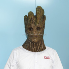 X-MERRY Guardians of the Galaxy Groot Children Boys Costume Rubber Toy Gift For Halloween